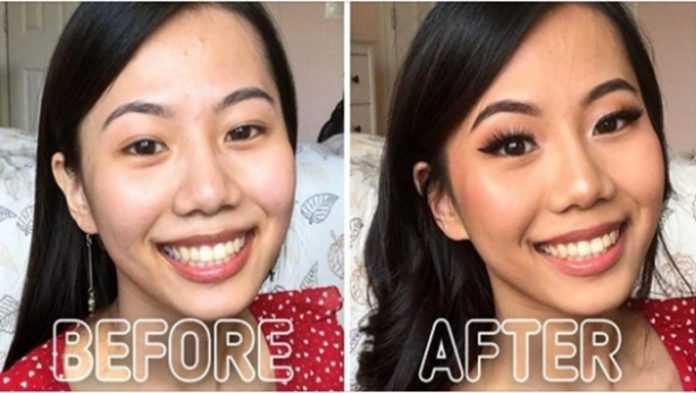 15 zdjęć przed i po, które pokazują, że dobry makijaż czyni cuda
