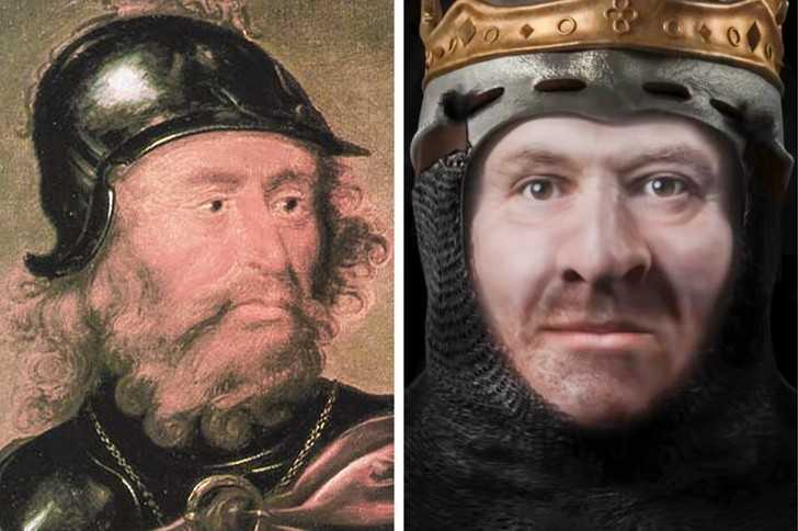 Robert I Bruce