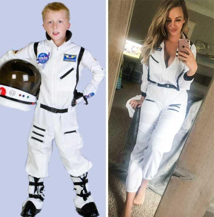 3. Zamówiłаm ten kostium dla mojego 5-latka...