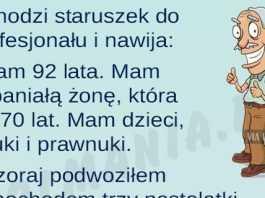 Rozgadany dziadzio ;) – Wiadomości, Rozrywka, Gwiazdy, – informacje i opinie z kraju i ze świtata – twojenowinki.pl