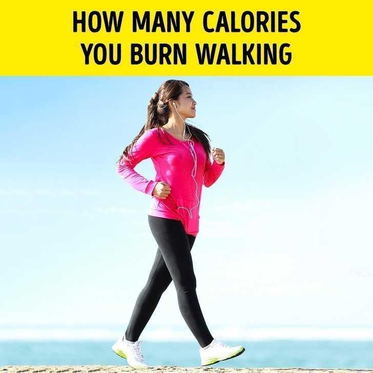16. Ile kalorii spalisz poprzez chodzenie