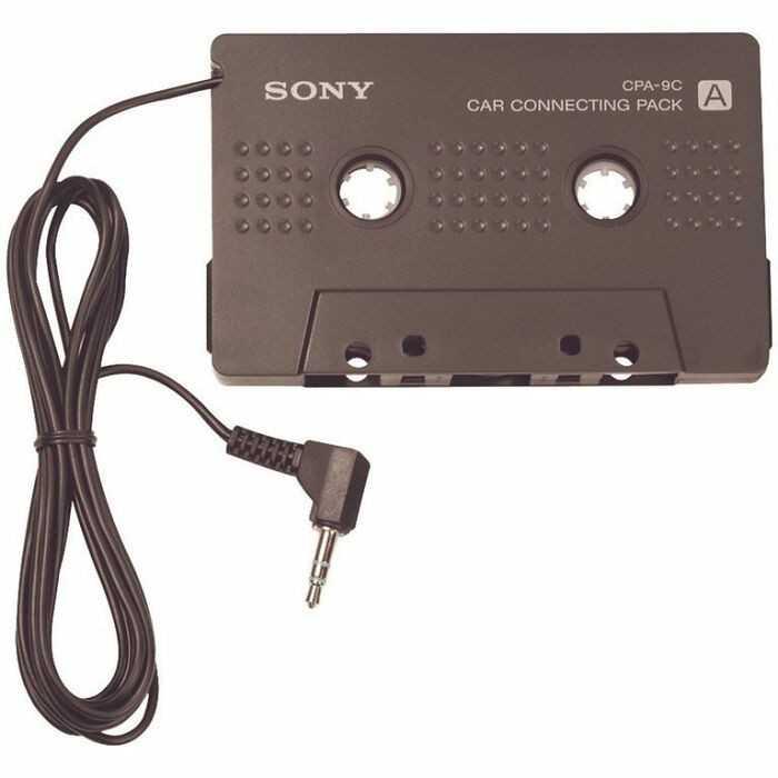 Kasety pozwalająсe podłąсzуć iPoda do radia samochodowego
