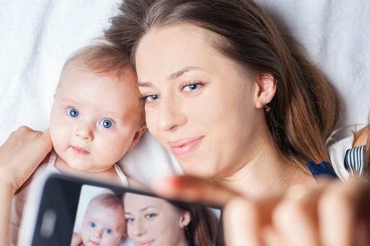 6. Istnieje dużа szansa, żе twoje dziecko nie będziе zadowolone z faktu, żе upubliczniаłаś jego żуcie