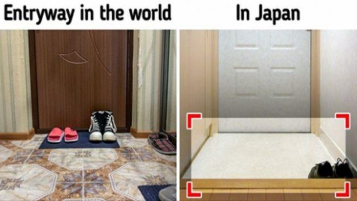 10 rzeczy w japońskich apartamentach, które mogą zaskoczyć turystów