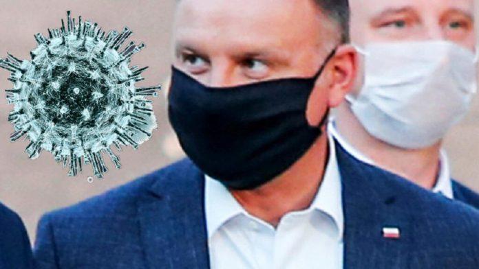 Andrzej Duda trafił do szpitala. Powodem COVID-19.