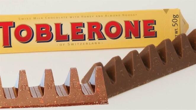 toblerone baton